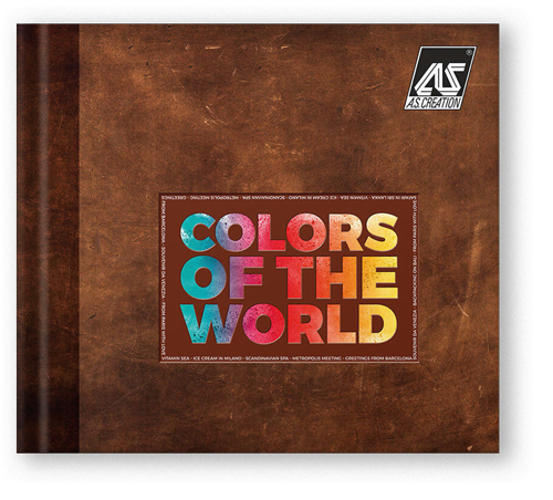 Colors of the world